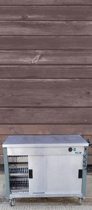Moffat Fan Assisted Double Hot Cupboard