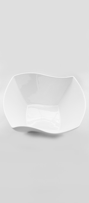 Square Wave bowl
