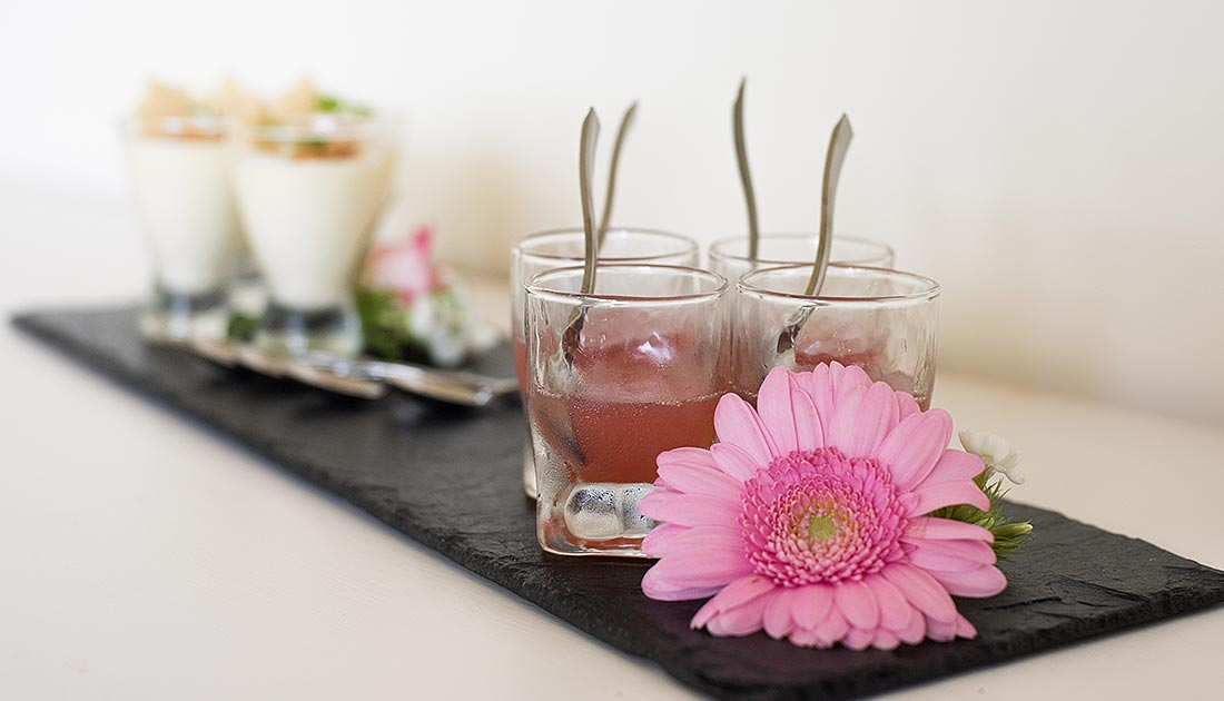Speciality shot glass
